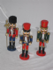 Large Wooden Christmas Nut Cracker Soldiers Decoration in 3 Styles
